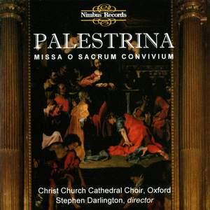 Palestrina: Missa O Sacrum Convivium