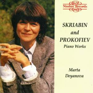 Skriabin and Prokofiev: Piano Works