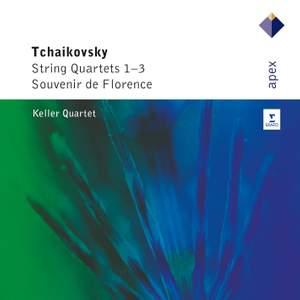 Tchaikovsky - String Quartets Nos. 1-3