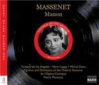 Manon - CD Choice