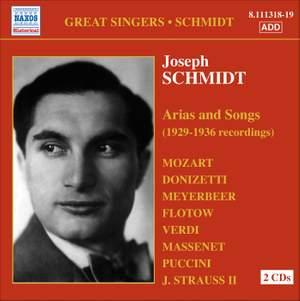 Great Singers - Joseph Schmidt