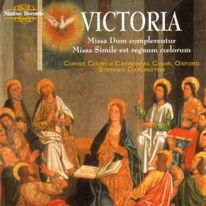 Victoria: Missa Dum complerentur Product Image
