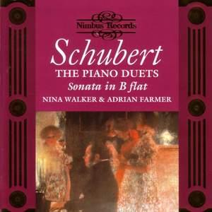 Schubert: The Piano Duets, Volume 1