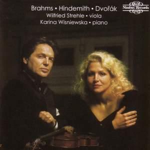 Brahms, Dvorak, Hindemith: Music for Viola & Piano