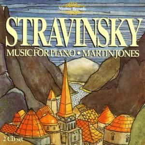 Igor Stravinsky: Piano Music