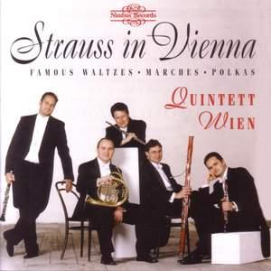 Strauss in Vienna