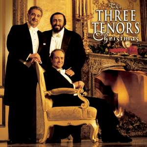 The Three Tenors Christmas Product Image