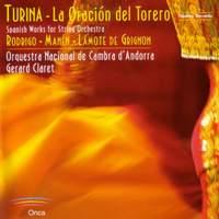 Turina: La Oración del torero