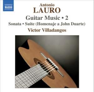 Antonio Lauro - Guitar Music Volume 2 Product Image