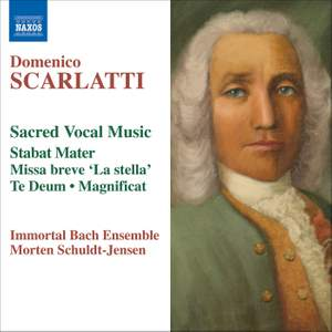 Domenico Scarlatti - Sacred Vocal Music
