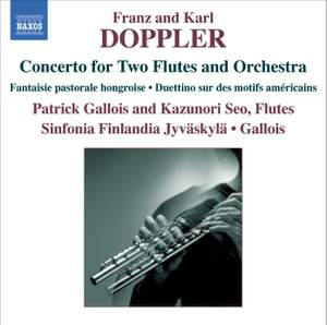 F. and K. Doppler - Music for Flutes and Orchestra