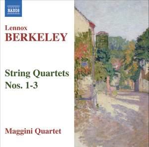Lennox Berkeley - String Quartets Nos. 1-3 Product Image