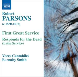 Parsons - First Great Service & Responds for the Dead