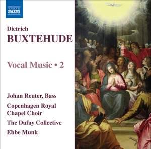 Buxtehude - Vocal Music Volume 2