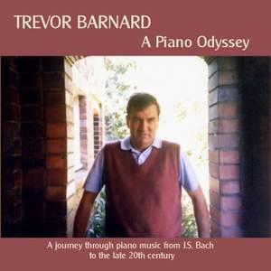 Trevor Barnard - A Piano Odyssey