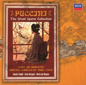 Puccini Great Opera Collection