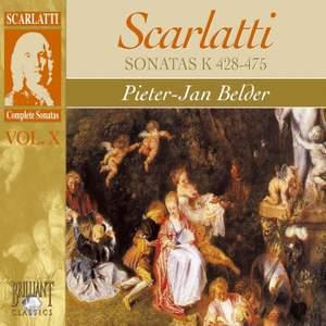 Scarlatti - Sonatas Volume 10