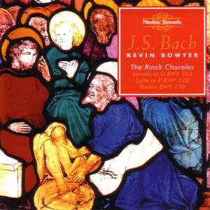 J.S. Bach: The Works for Organ Volume XV Product Image