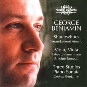 George Benjamin: Shadowlines Product Image