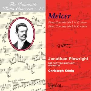 The Romantic Piano Concerto 44 - Henryk Melcer Product Image
