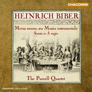 Heinrich Biber: Mensa Sonora seu Musica instrumentalis