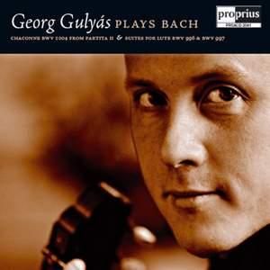 Georg Gulyás plays Bach I