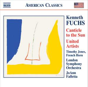 Kenneth Fuchs - Canticle to the Sun & United Artists Product Image