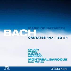 Bach - Cantatas Volume 3