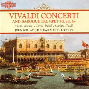 Vivaldi Concerti and Baroque Trumpet Music Product Image