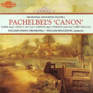 Orchestral Favourites Volume I - Pachelbel's Canon