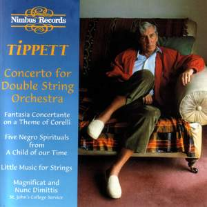 Tippett: Concerto for Double String Orchestra
