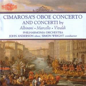 Cimarosa's Oboe Concerto Product Image