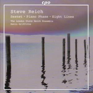 Steve Reich: Sextet Product Image