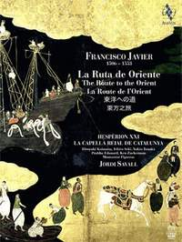 Francis Xavier - The Route of the Orient