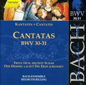 Bach - Cantatas Vol. 10
