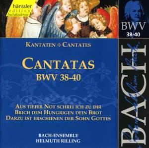 Bach - Cantatas Vol. 13
