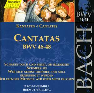 Bach - Cantatas Vol. 16