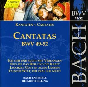 Bach - Cantatas Vol. 17
