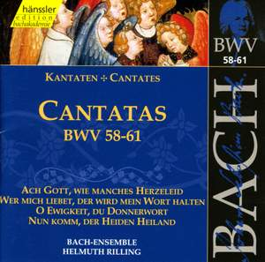 Bach - Cantatas Vol. 19 Product Image
