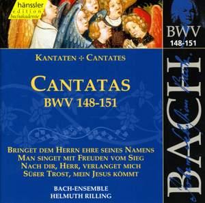 Bach - Cantatas Vol. 20