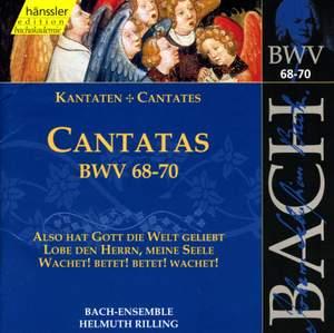 Bach - Cantatas Vol. 22