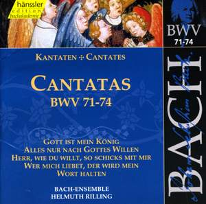 Bach - Cantatas Vol. 23