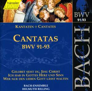 Bach - Cantatas Vol. 29