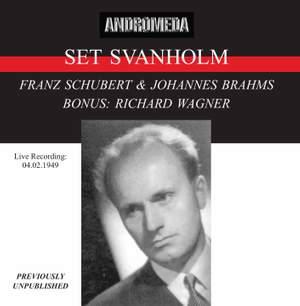 Set Svanholm: Recital