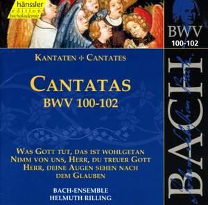Bach - Cantatas Vol. 32