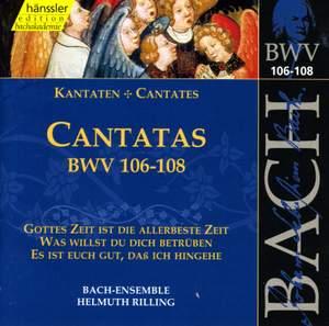 Bach - Cantatas Vol. 34