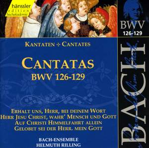 Bach - Cantatas Vol. 40