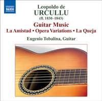 Urcullu - Guitar Music