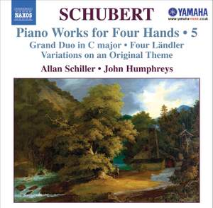 Schubert - Piano Works for Four Hands Volume 5