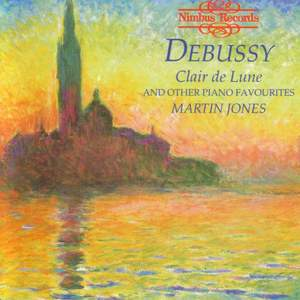 Debussy: Clair de Lune and other Piano Favourites Product Image